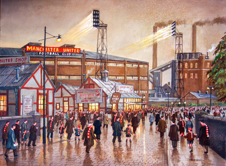 Manchester United Old Trafford 0