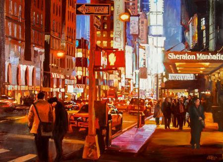 Manhattan resim