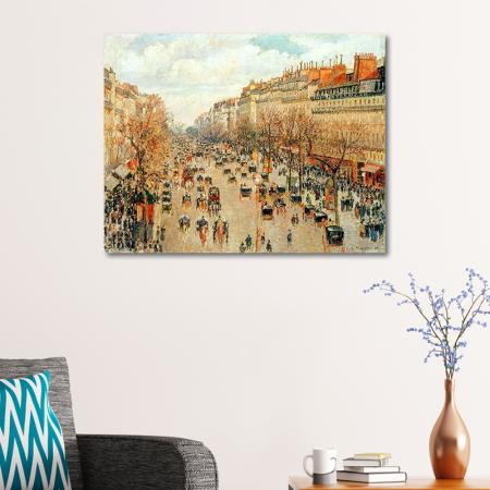 Montmartre Bulvarı resim2