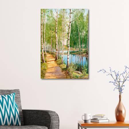 Orman ve Göl resim2