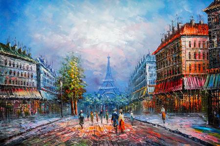 Paris, Eyfel Kulesi 0