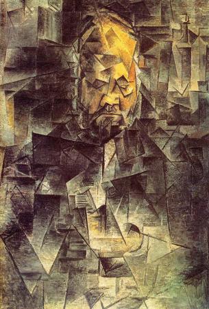 Portrait of Ambroise Vollard resim