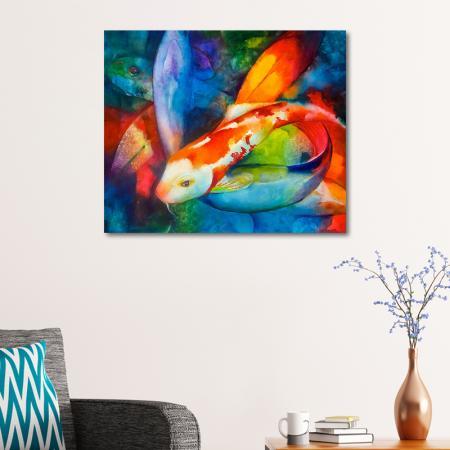 Renkli Balıklar resim2