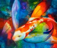 Renkli Balıklar - HT-C-001