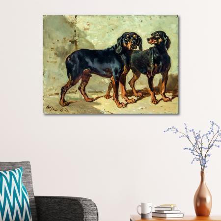 Siyah Köpekler resim2