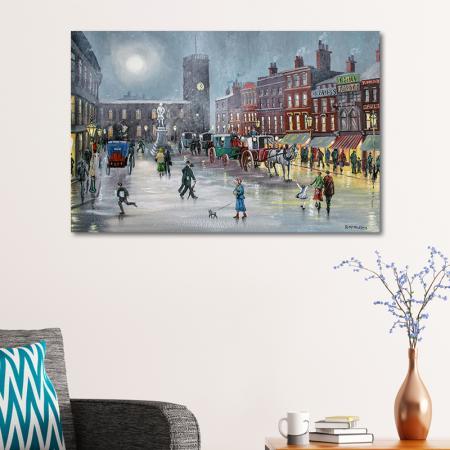 St Ann's Meydanı, Manchester resim2