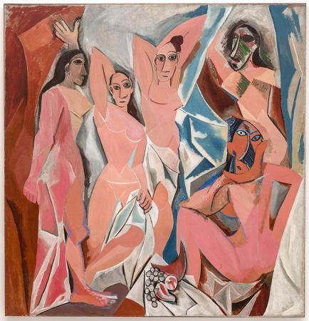 The Girls of Avignon resim