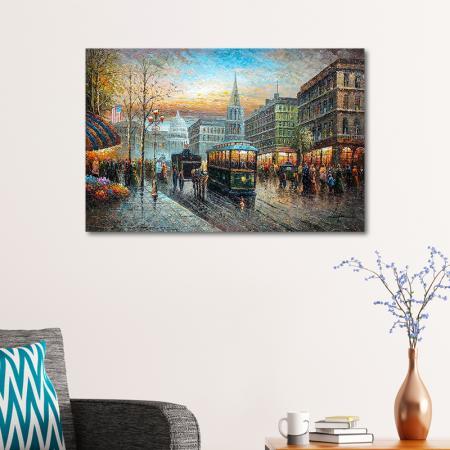 Tramvayla Şehir Turu resim2
