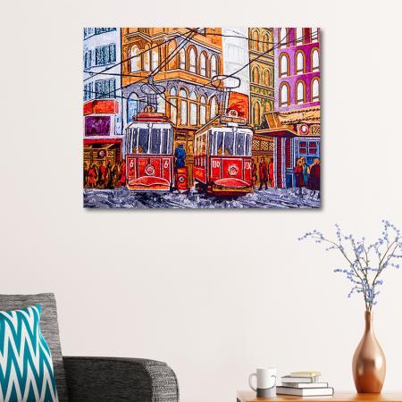Tramvaylar resim2