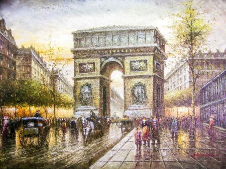 Triumphal Arch resim