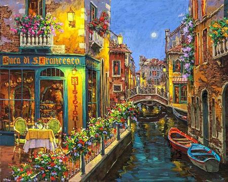 Venedik Buca Di Francesco resim