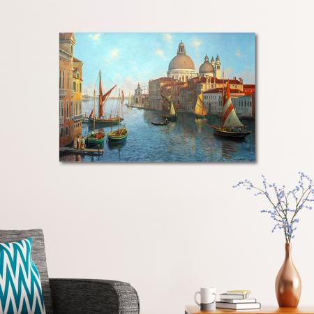 Venedik Büyük Kanal resim2