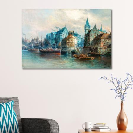 Venedik Liman Görünüşü resim2