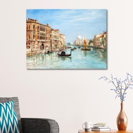 Venedik'te Gondol Turu resim2