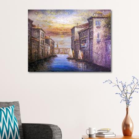 Venedik'te Gün Batımı resim2