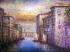 Venedik'te Gün Batımı k0