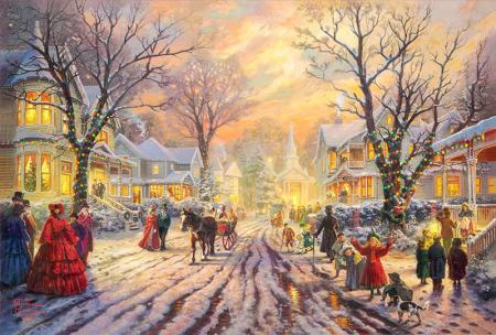 Victorian Christmas Carol resim