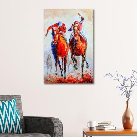 Yarışan Atlar resim2