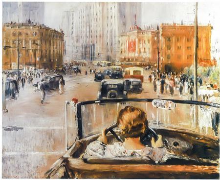Yeni Moskova resim
