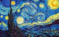 Yıldızlı Gece - The Starry Night - UR-C-302