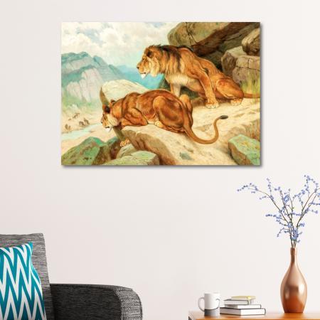Aslanlar resim2