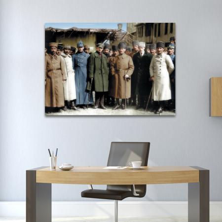 Atatürk Renkli Resim resim2