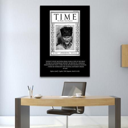 Atatürk Time Dergisi resim2