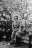Atatürk ve Sabiha Gökçen - ATA-C-013