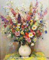 Bahar Çiçekleri Buketi - CT-C-049