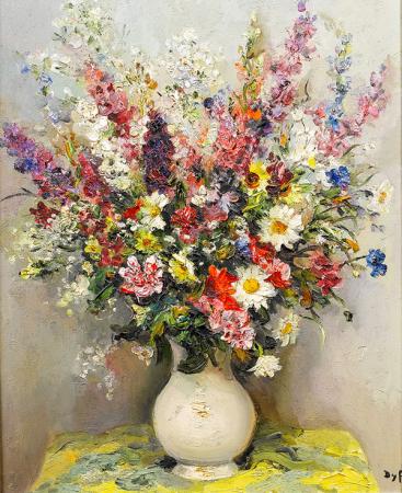 Bahar Çiçekleri Buketi 0