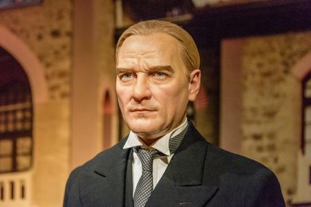 Balmumu Atatürk Portresi 0
