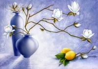 Beyaz Çiçek - CT-C-061