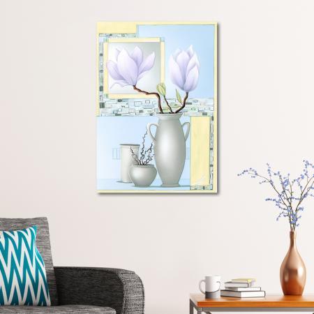 Beyaz Çiçek resim2