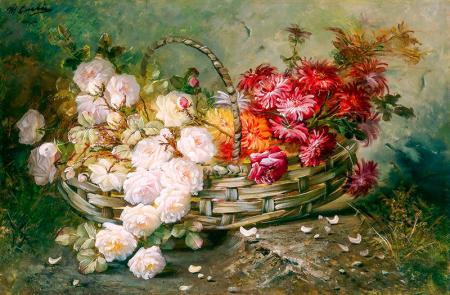 Çiçek Sepeti resim