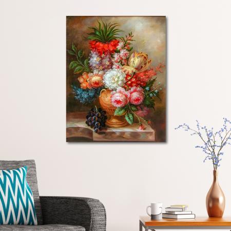 Çiçek ve Meyveler resim2