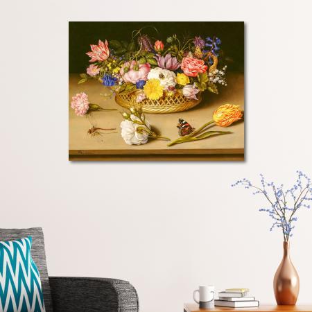 Çiçekler ve Kelebekler resim2
