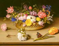 Çiçekler ve Kelebekler - CT-C-029