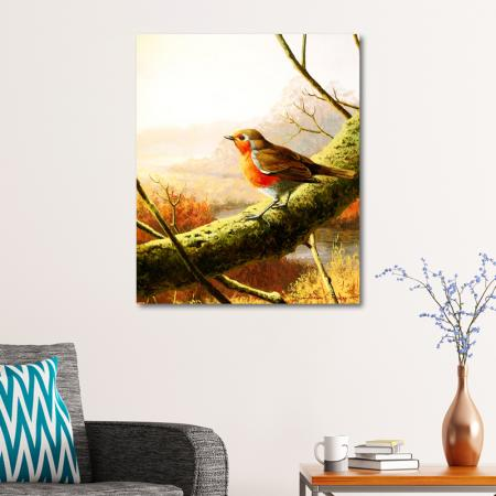 Daldaki Minik Kuş resim2