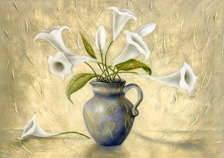 Gramofon Çiçeği resim