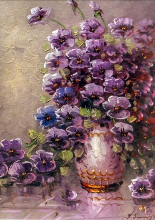 Hazeran Çiçeği resim