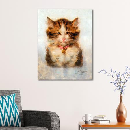 Kedi Portresi resim2