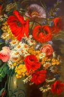Kırmızı Çiçekler - CT-C-115