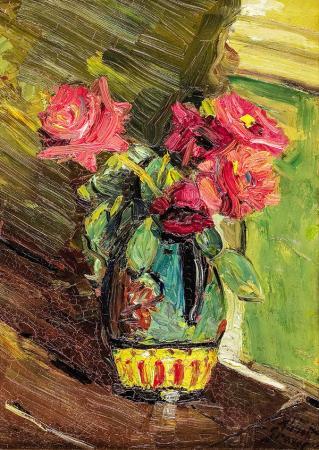 Kırmızı Güller resim