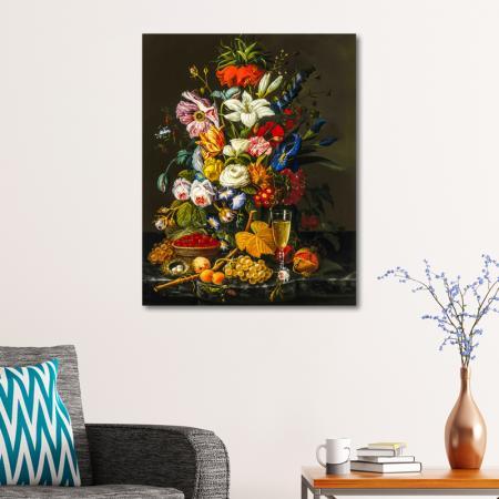 Meyve ve Çiçekler resim2