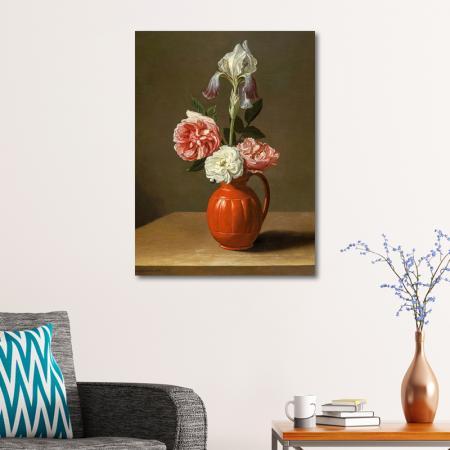 Natürmort Çiçek resim2