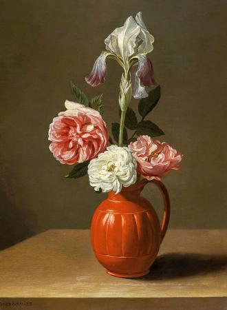Natürmort Çiçek resim