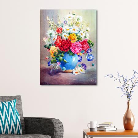 Papatyalar ve Güller resim2