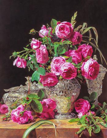 Pembe Güller resim