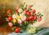 Pembe ve Kırmızı Güller k0