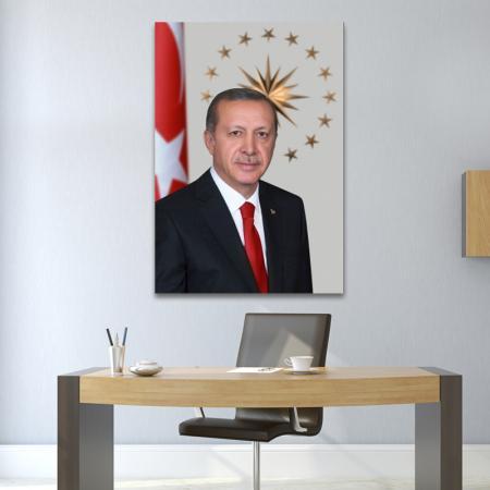 Recep Tayyip Erdoğan Tablosu resim2